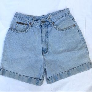 Vintage 90s high waisted Calvin Klein shorts